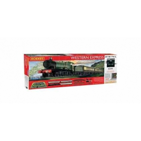Western Express Digital Train Set (eLink & TTS Sound)