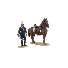 Natal Carbineer Dismounted No.1