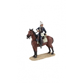 Natal Carbineer Officer Mounted