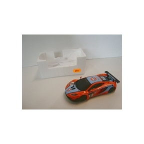Digital McLaren 12C GT3 (Orange) Unboxed Split from Set