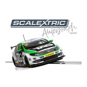 VW Passat BTCC - Jake Hill 2017 Touring Car Autograph Car