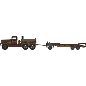 Diamond T980 Tank Transporter 1st Canadian Army - Italy 1943
