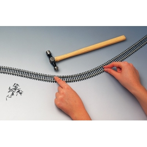 Hornby Flexible Track 970mm