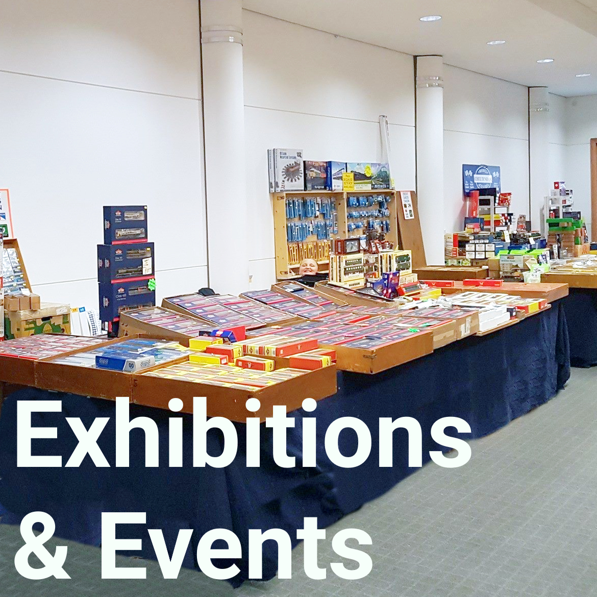 Ehibitions & Events