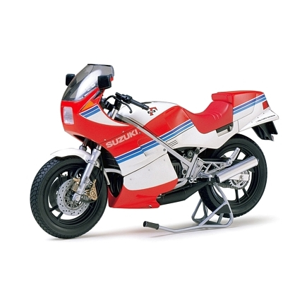 Tamiya Suzuki RG250 F Full Options Disk
