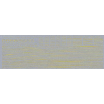 HMRS Transfers Sheet 32 OO Gauge Pullman Car Lining 1930 - 1967