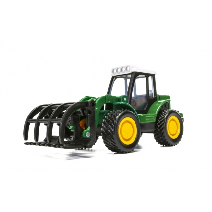 Corgi CH041 CHUNKIES Farm Tractor With Clamp
