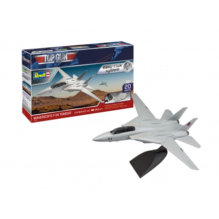 Revell 04966 Top Gun F-14A Tomcat Easy Click Kit