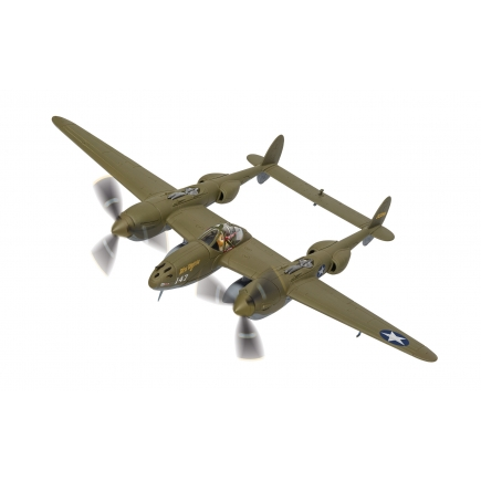 Corgi AA36615 Lockheed P-38G Lightning 43-2264 Miss Virginia 339th FS 347th FG Operation Vengeance 1943