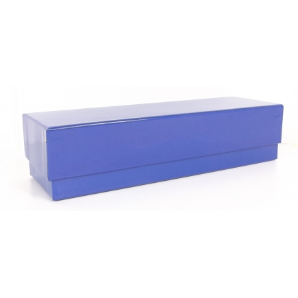 Medium Stock Box - Blue