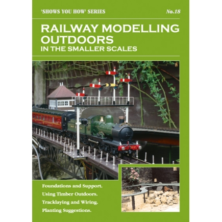 Peco Show You How Booklet No.18 - Railway Modelling Outdoors