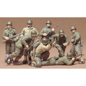 Tamiya US Infantry (West Europe Theatre)