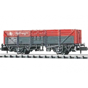 Peco NR-11R Railfreight Open Wagon BR red/grey