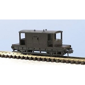 Peco KNR-28 Brake Van NE or BR type