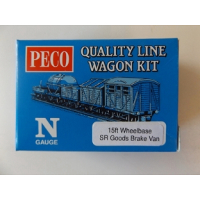 Peco KNR-29 Brake Van SR type