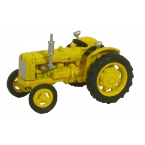 Oxford Diecast Fordson Tractor Yellow