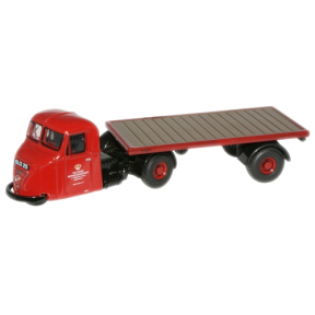 Oxford Diecast Post Office Scarab Flatbed