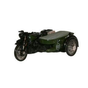 Oxford Diecast Post Office Telephones BSA Motorcycle Sidecar
