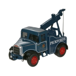 Oxford Diecast Scammell Highwayman - Pickfords