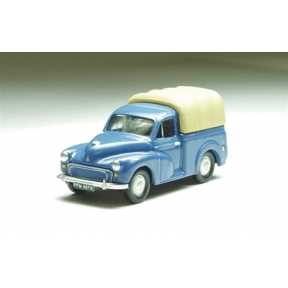 Morris Minor Pick Up Blue with