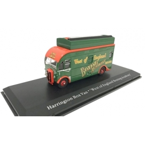 AEC Harrington Horsebox Fairground Boxing Booth