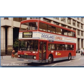 Volvo Olympian/Palatine I - London Central Docklands Express