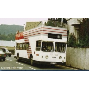 Leyland Atlantean/MCW Open Top - Ribble Livery