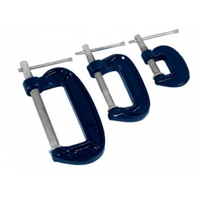 Mini G Clamp 3 piece set