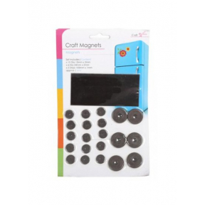 Craft Magnets (Pack of 26)