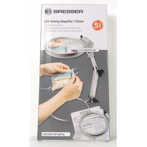 LED Sewing Magnifier 120mm