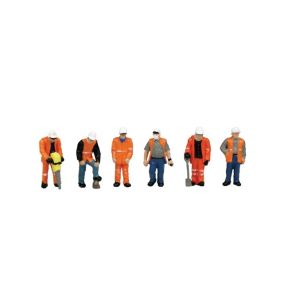 Bachmann 36-049 OO Gauge Trackside Workers