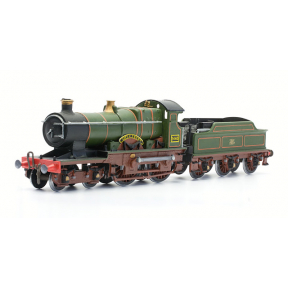 Dapol C061 OO Gauge GWR 4-4-0 'City Of Truro' Plastic Kit