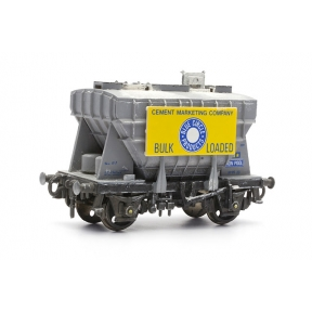 Dapol C040 OO Gauge Cement Wagon Plastic Kit