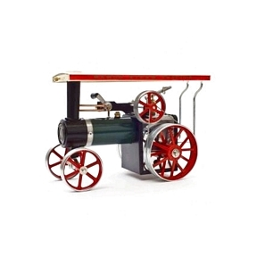 TE1A Traction Engine