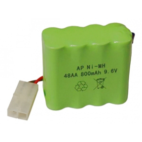 Ni-MH 9.6v 800mAh Battery