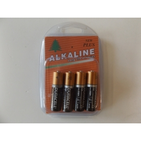 AA Duracell Batteries Pack of 4