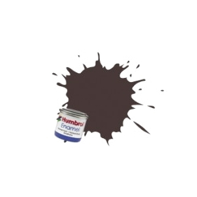 Humbrol No.173 Track Colour Matt Finish Enamel paint 14ml Tinlet