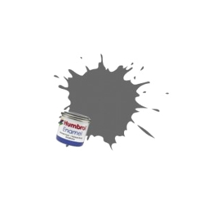 Humbrol No.246 RLM 75 Grauviolett Matt Finish Enamel Paint 14ml Tinlet