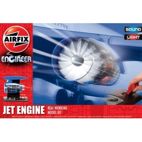 Airfix Jet Engine - Real Working Model
