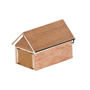 Hornby R9826 Detached Brick Garage