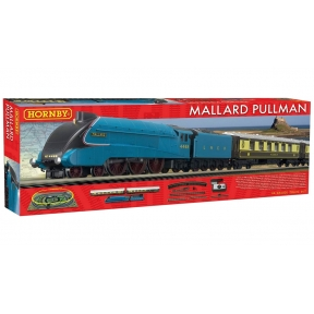 Hornby R1202 Mallard Pullman Train Set