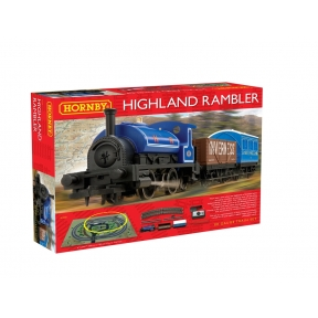 Hornby R1220 Highland Rambler Train Set