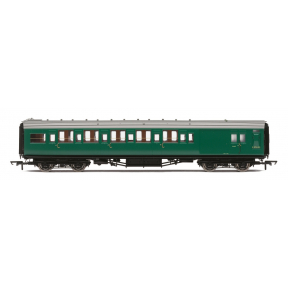 Hornby R4836 Maunsell Corridor Six Compartment Brake Second S2763S 'Set 230