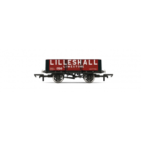Hornby R6866 5 Plank Wagon 'Lilleshall'