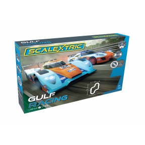 Scalextric Gulf Racing (GT v LMP)