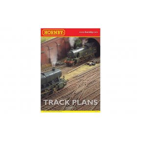 Hornby R8156 Track Plan Book