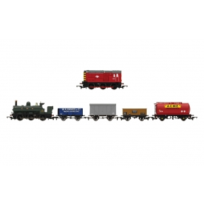 Hornby R1236 Mixed Freight Train Set