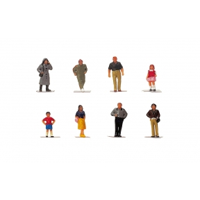 Hornby R7116 Town People