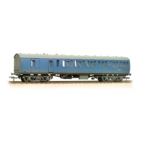 BR Mk1 Suburban Brake Second BR Blue Weathered