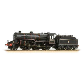 Bachmann 32-176 LMS Crab 42765 BR Lined Black Early Emblem